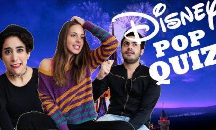 Qué tanto sabes de las películas de Disney