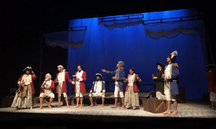 Alex Gou abrió sus puertas al Foro Shakespeare