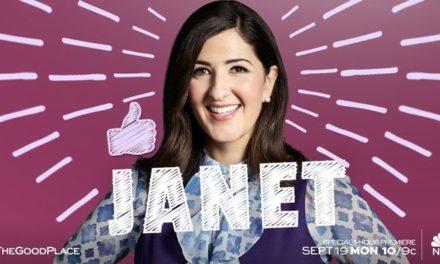 16 cosas que hacen de Janet el mejor personaje de la TV