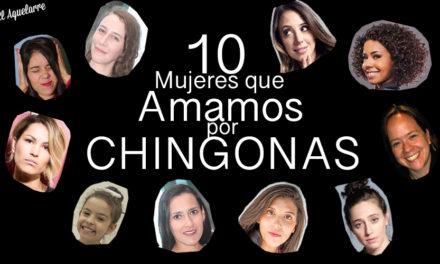 10 mujeres mexicanas que amamos por chingonas