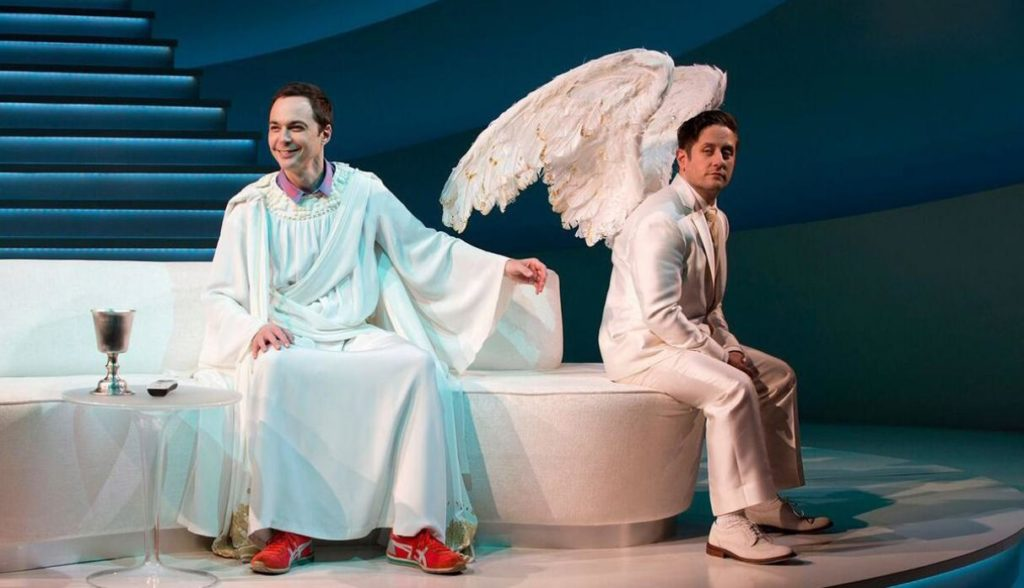 Jim Parsons en An Act Of God