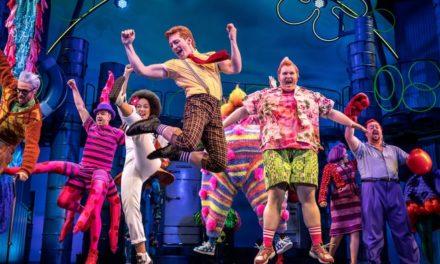 ¿Ver o no ver el musical de Bob Esponja en Broadway?