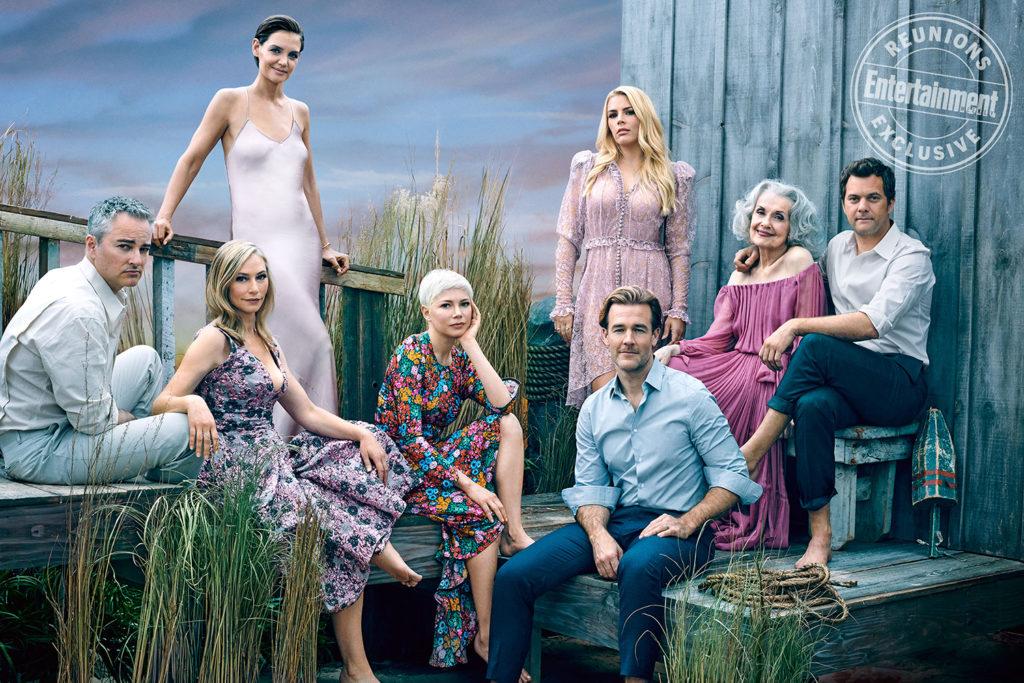 Los actores de Dawson's Creek actualmente
