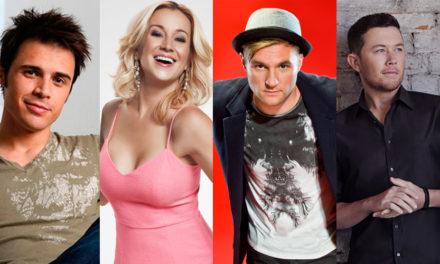 ¿Dónde están ahora estos 25 ex American Idol?