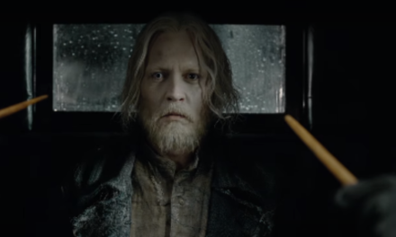 Dumbledore está de regreso en The Crimes of Grindelwald