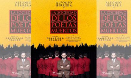 Viene La Sociedad de los Poetas Muertos con Poncho Herrera