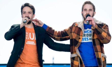 El crossover que necesitabas: Lin Manuel Miranda y Ben Platt