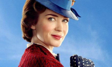 ¿Ya viste el trailer de la nueva Mary Poppins?