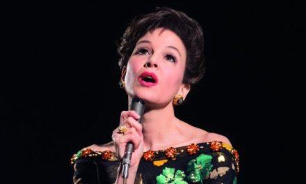 Renée Zellweger se convierte en Judy Garland