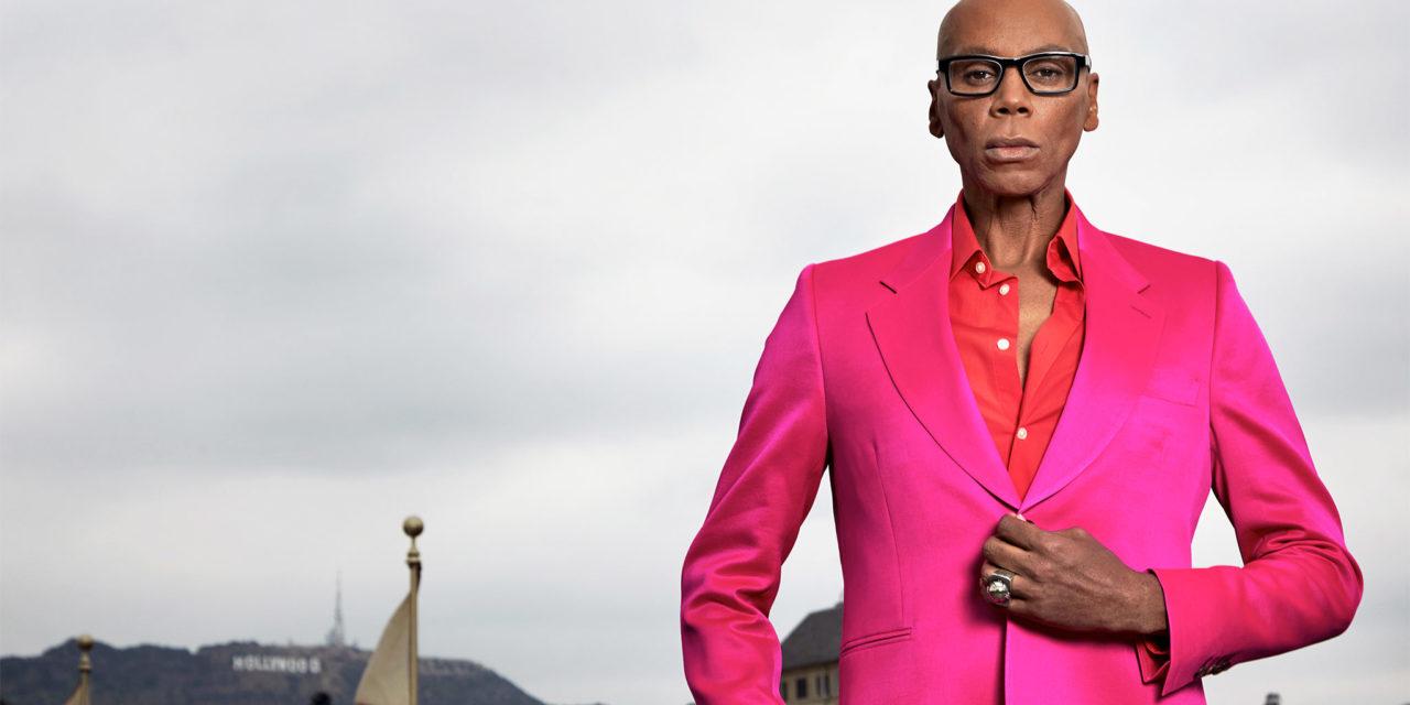 RuPaul en problemas con la comunidad transgénero