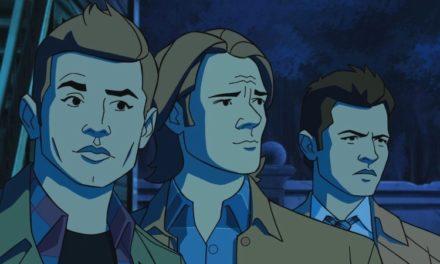 Clip – Los Winchester se transforman en caricatura
