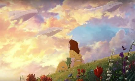Este anuncio es prácticamente una peliculita de Miyazaki