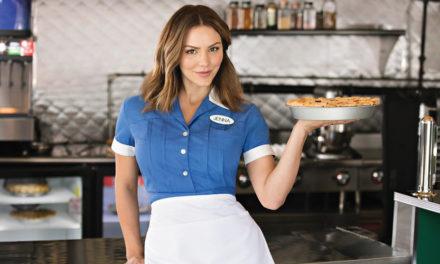 Quieres escuchar a Katharine McPhee cantando en Waitress