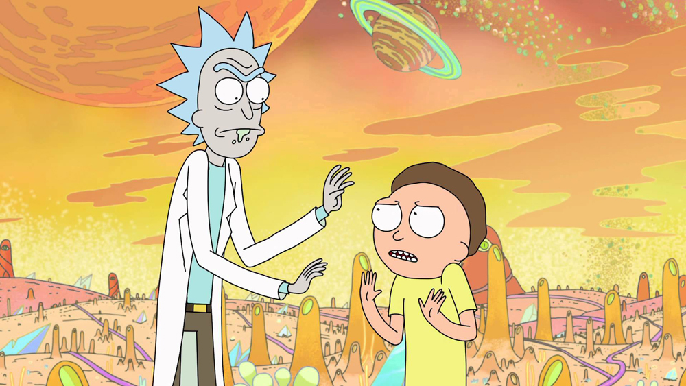 ¿Qué será de Rick and Morty?