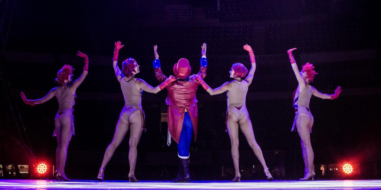 ¿Tiene cabida el Circo en pleno 2018?