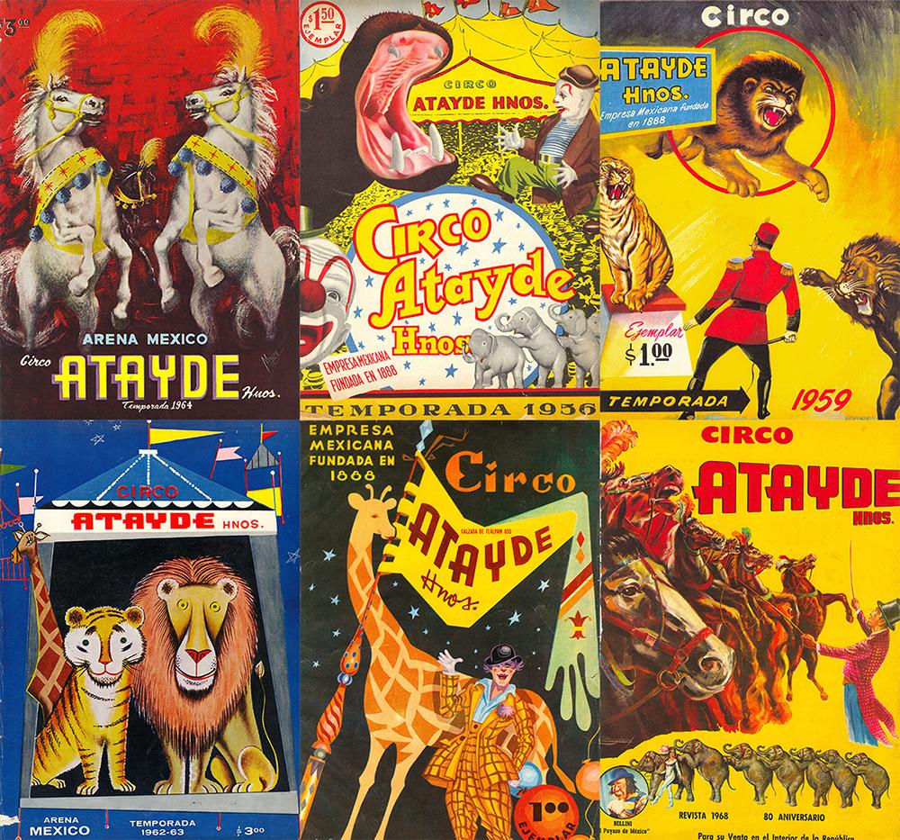 Circo Atayde Hermanos.
