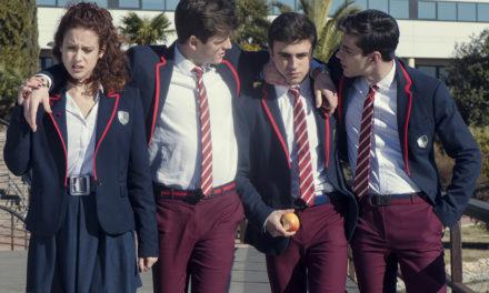 Tu nueva obsesión española está por estrenar en Netflix