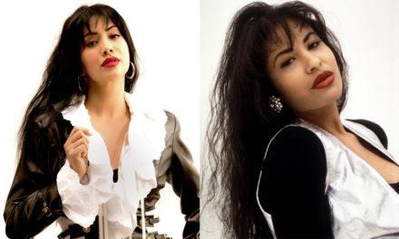 Maya Zapata se transformó en serio en Selena Quintanilla