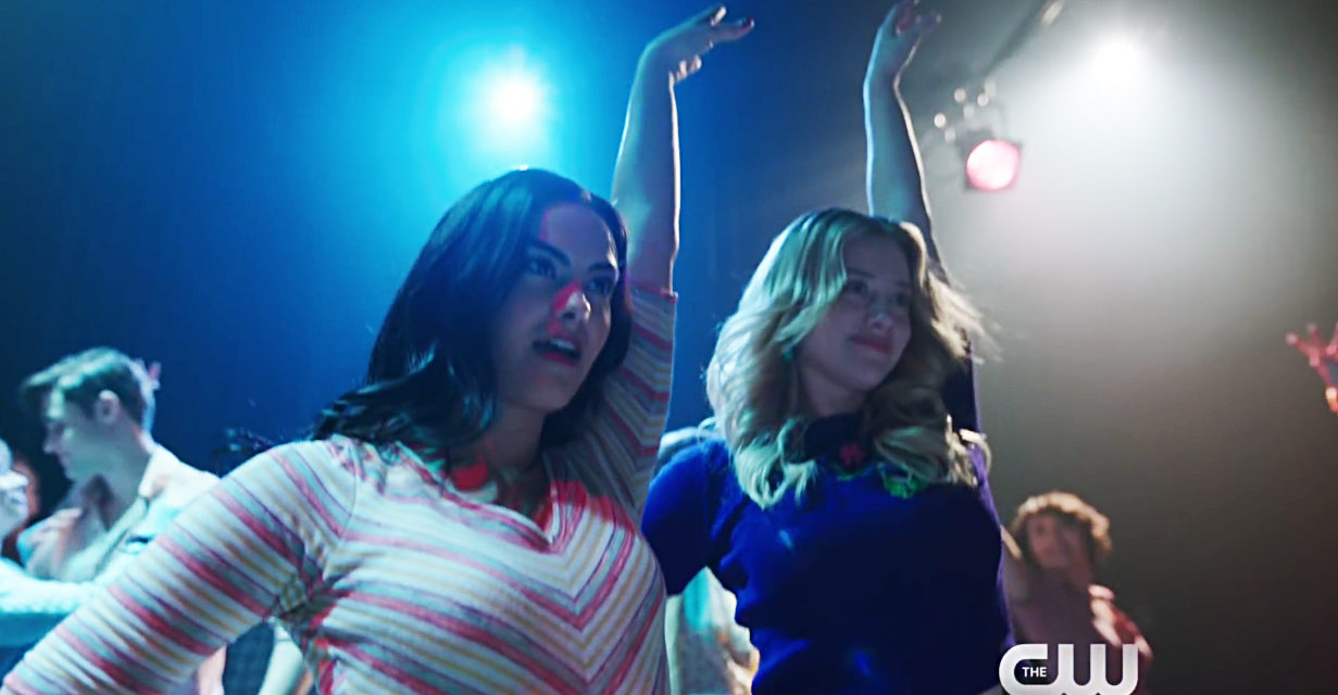 ¡Tenemos clips del episodio musical de Riverdale!