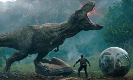 Nos preocupa lo mala que se ve la nueva Jurassic World