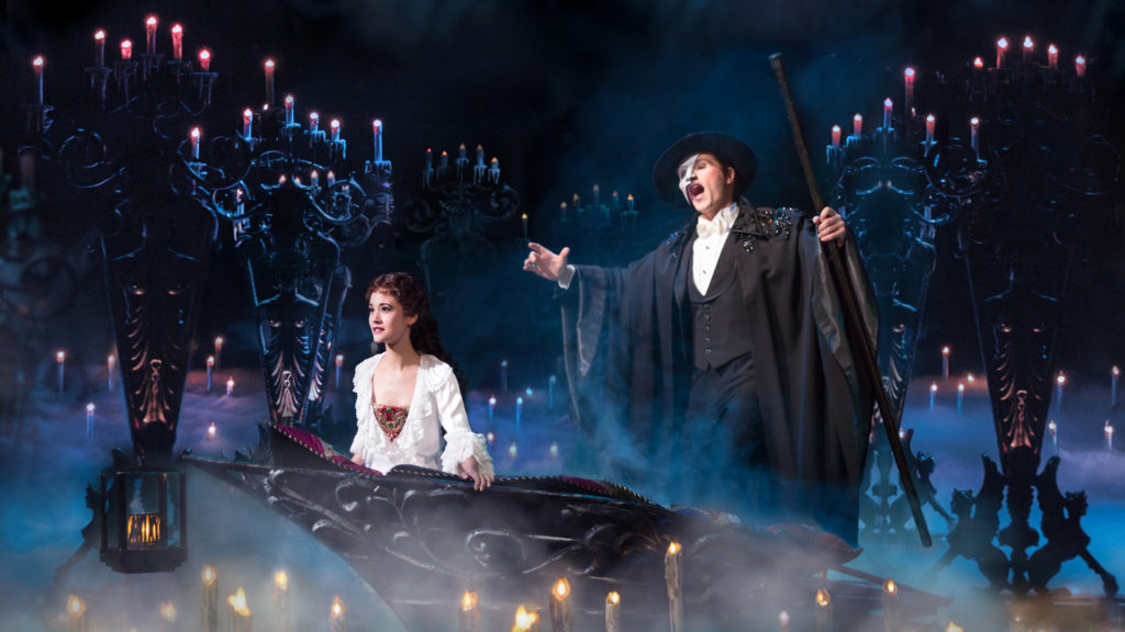 The Phantom of the Opera en Broadway