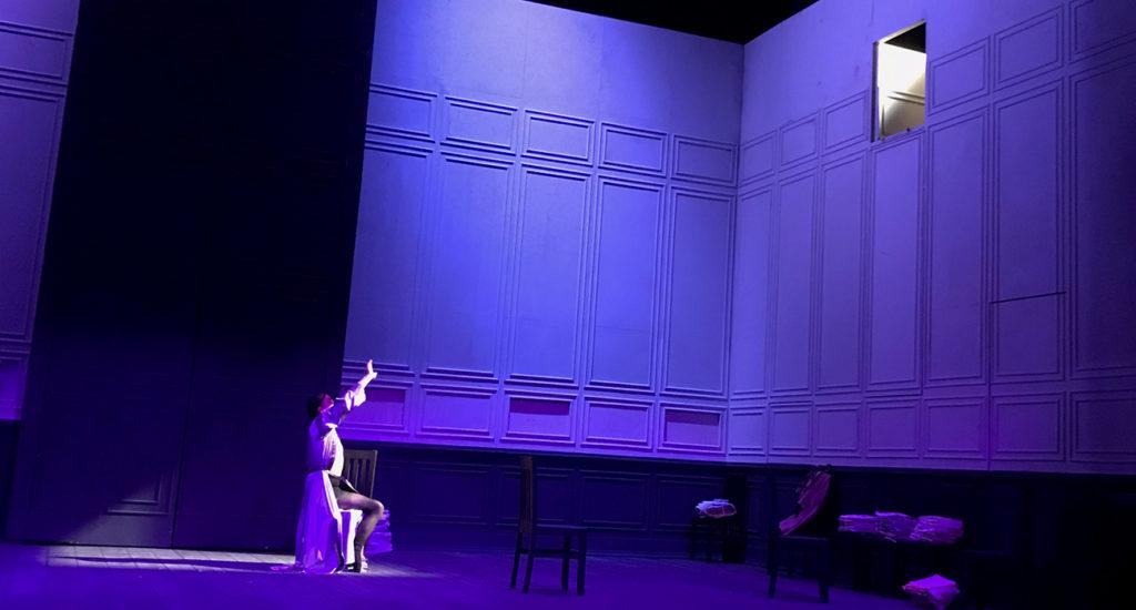 Ángeles en América en el Teatro Juan Ruiz de Alarcón.