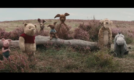 Oigan, la película de Christopher Robin se ve increíble
