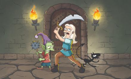 Así se ve la serie del creador de los Simpson para Netflix
