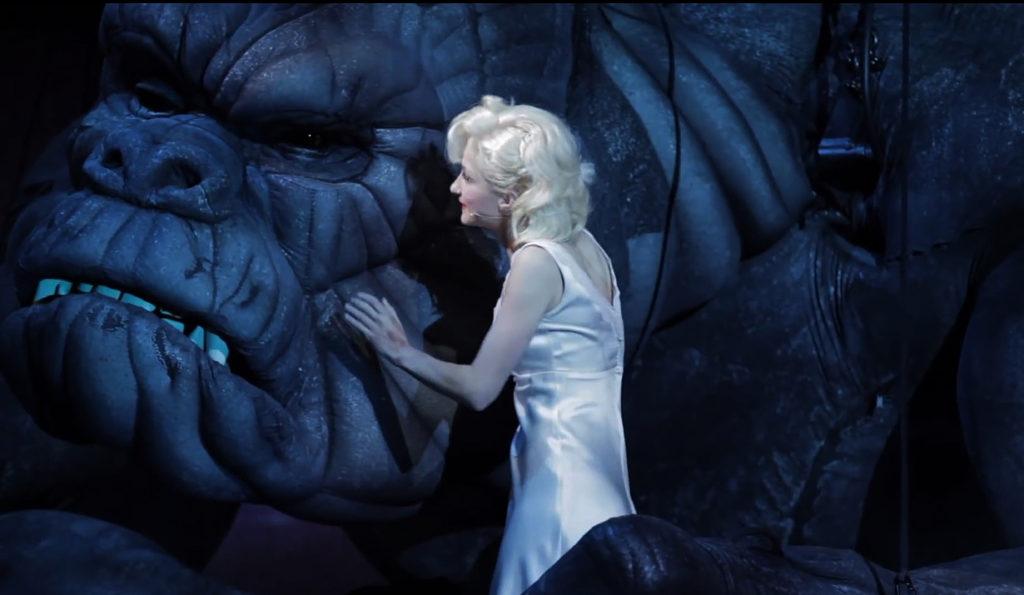 King Kong el musical estrena en Broadway en noviembre 2018.