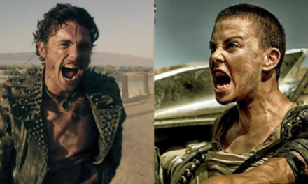 James Franco básicamente está rehaciendo Mad Max