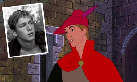 ¿Quieres conocer al nuevo príncipe de Disney?