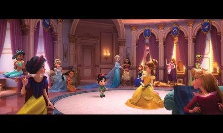 Todas las princesas Disney juntas en Wreck It Ralph 2