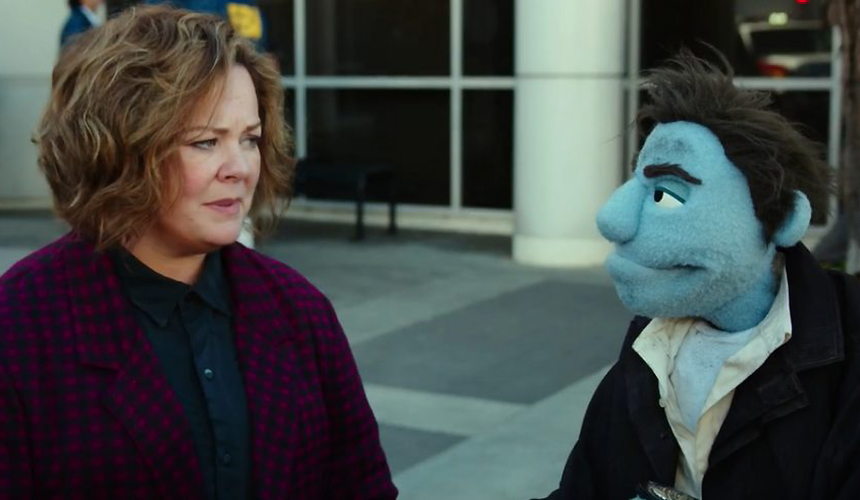 Plaza Sésamo no está feliz con The Happy Time Murders