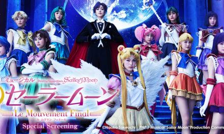 Vamos a poder ver el musical de Sailor Moon en México