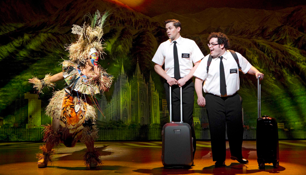 The Book of Mormon en Broadway
