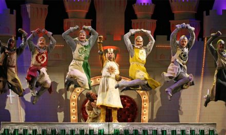 Habrá película de Spamalot, el musical…otra vez