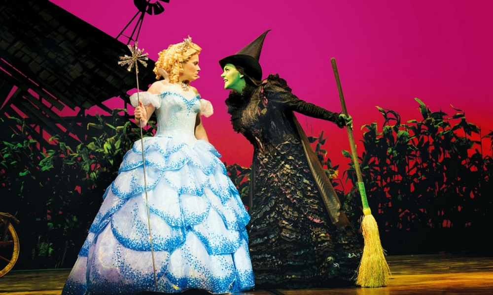 Wicked en Broadway