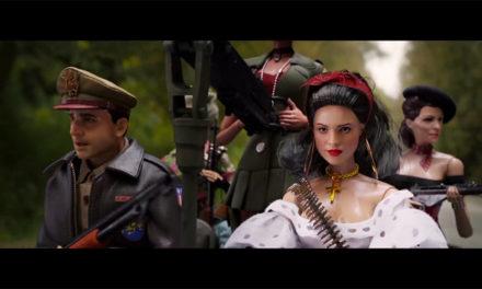 La nueva película de Eiza González es con Steve Carell
