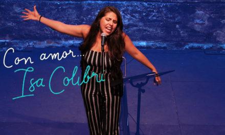 Una probadita del musical original mexicano Isa Colibrí