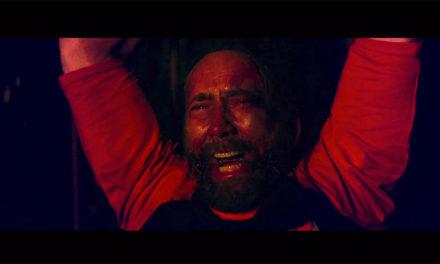Esta película de Nicolas Cage se ve taaan enferma