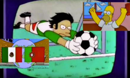 ¿Será que los Simpson pronosticaron la final del Mundial?