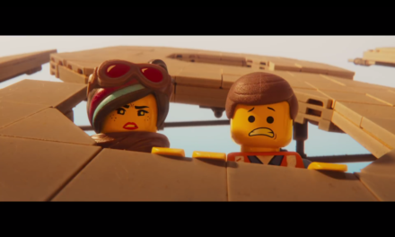 Emmet está de vuelta en The Lego Movie 2: The Second Part