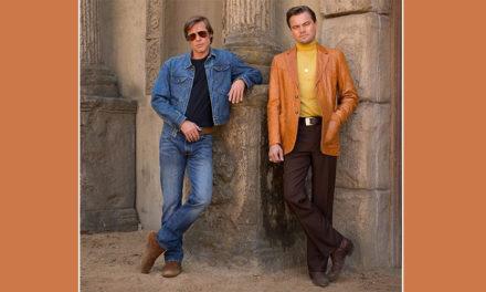 Así se ven Leo y Brad en la nueva de Quentin Tarantino