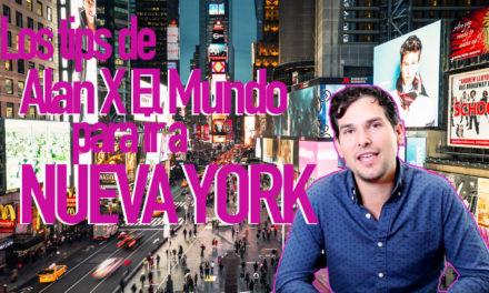 7 tips de Alan X el Mundo para ir a NY a ver mucho teatro