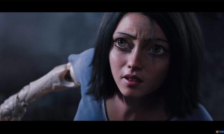 Te vas a quedar con los ojos así… con el trailer de Alita