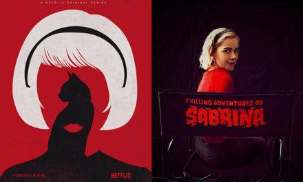 ¡Ya viene la nueva Sabrina, bruja adolescente!