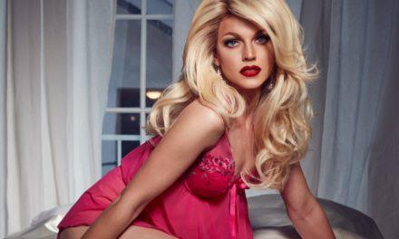 Courtney Act tendrá su propio talk show…en drag