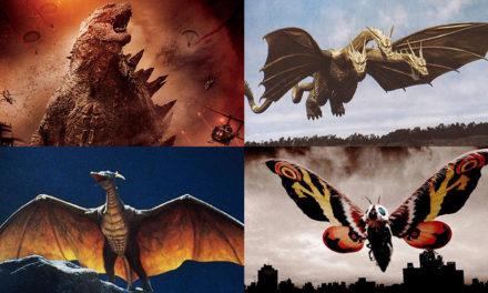 ¿Quiénes son los «monsters» en Godzilla: King of Monsters?