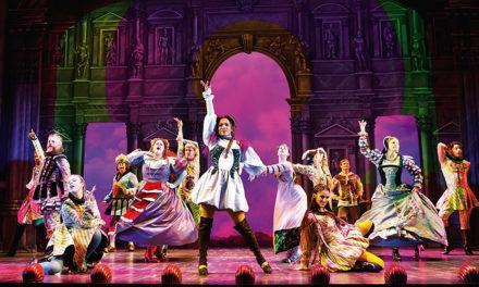 Este nuevo musical en Broadway definitivamente tiene el beat!