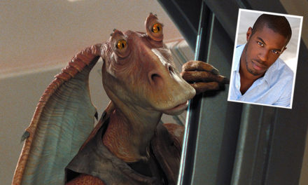 Actor de Jar Jar Binks casi se suicida por el bullying